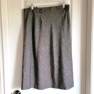 Steilmann Wool Skirt